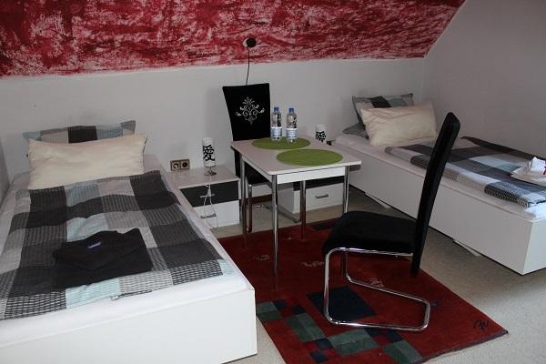 Neu renovierte Wohnung/Zimmer für Monteure in Bergkamen