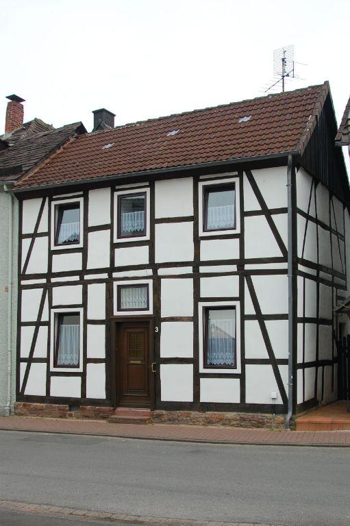 Günstige Zimmervermietung im Ferienhaus Altstadt Höxter