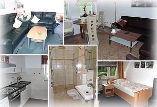 Monteurwohnungen, Appartements & Zimmer