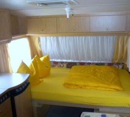 Monteurzimmer und Wohnwagen