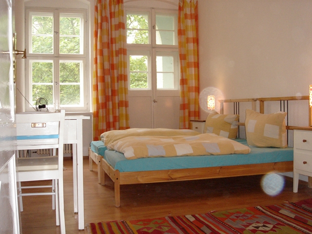 Apartment & Privatzimmer in Schöneberg