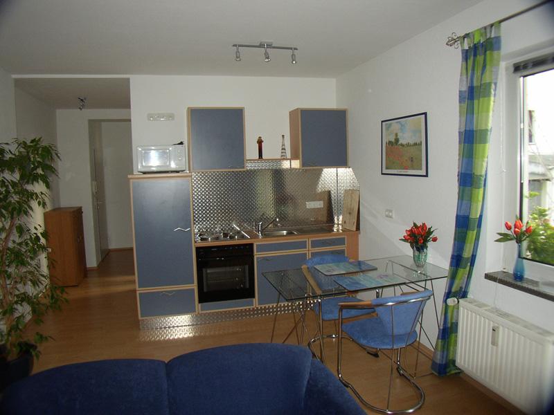 Küche Appartements und Monteurwohnungen in Mönchengladbach